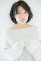 【Euphoria/三田淑絵】黒髪OK☆ワンカールショートボブ