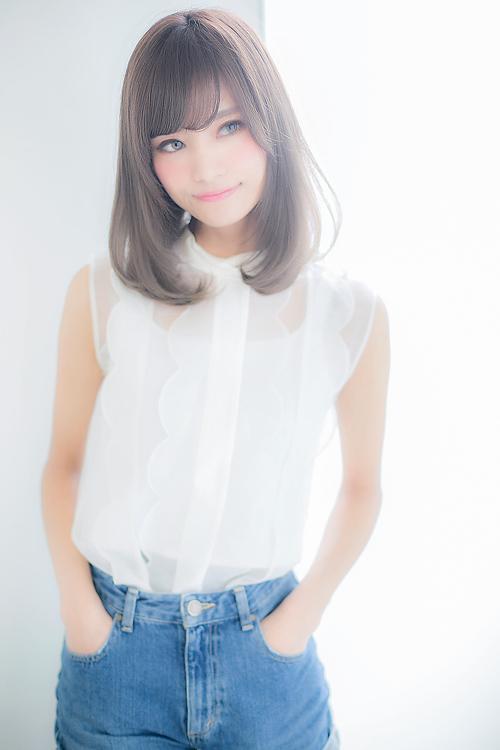 【Euphoria】絶妙シルエット☆ふんわり色っぽワンカール♪RYO