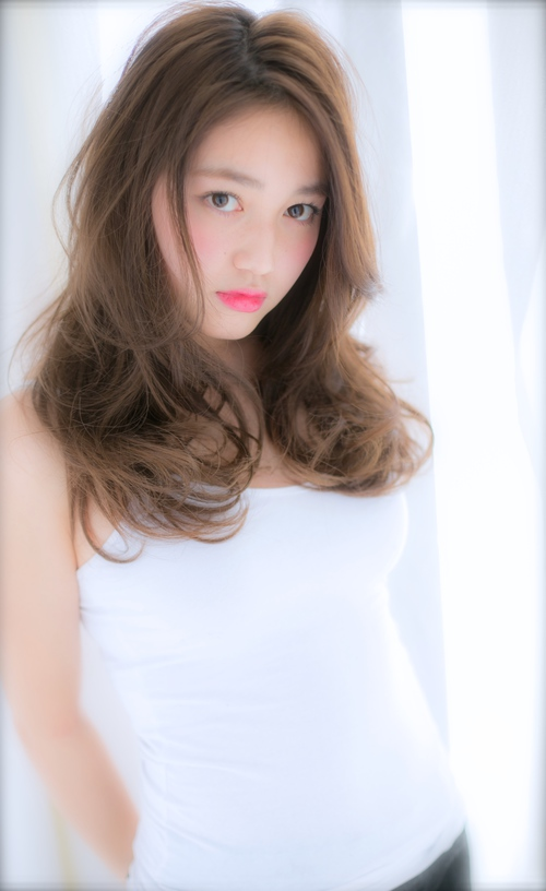 【Euphoria】あなたのなりたいを叶える♪透け感重視のふわセミロングスタイル☆