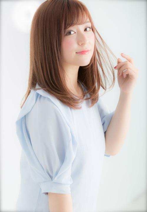 【Euphoria】小顔になれる☆柔らかツヤミディ☆