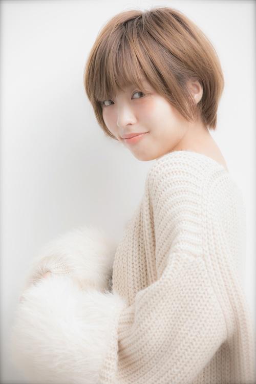【Euphoria宮川】大人かわいい☆ナチュラルショートボブ☆