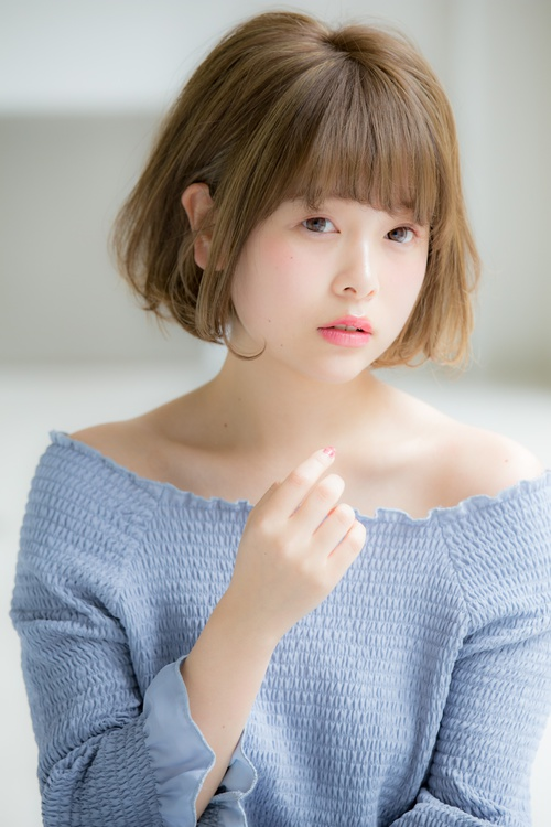 【Euphoria】ふんわりフェアリーボブ☆宮川