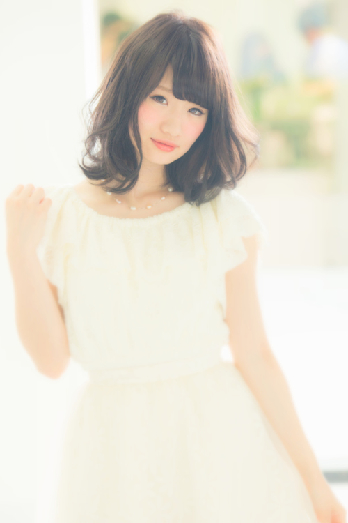 【Euphoria】☆愛され女子の新定番☆ゆるボブディ