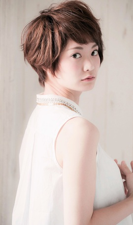 【Euphoria 宮本】やわらかショートボブ☆