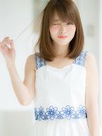 【Euphoria】大人可愛い柔らかストレートの小顔ロブ☆【山村】