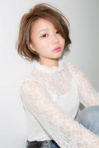 【Euphoria】大人可愛い小顔ショートボブ☆小幡