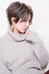 【Euphoria/土田哲也】☆ジェンダーレスな☆#ハンサムショート