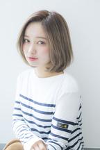 【Euphoria 宮本】大人かわいい ひし形ワンカールボブ