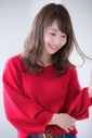 【Euphoria】大人かわいい☆ゆるふわ小顔セミディ☆【山村】