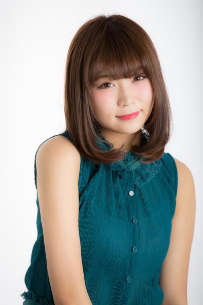 【Euphoria】大人かわいい小顔ヘア☆モカベージュロブ【山村】