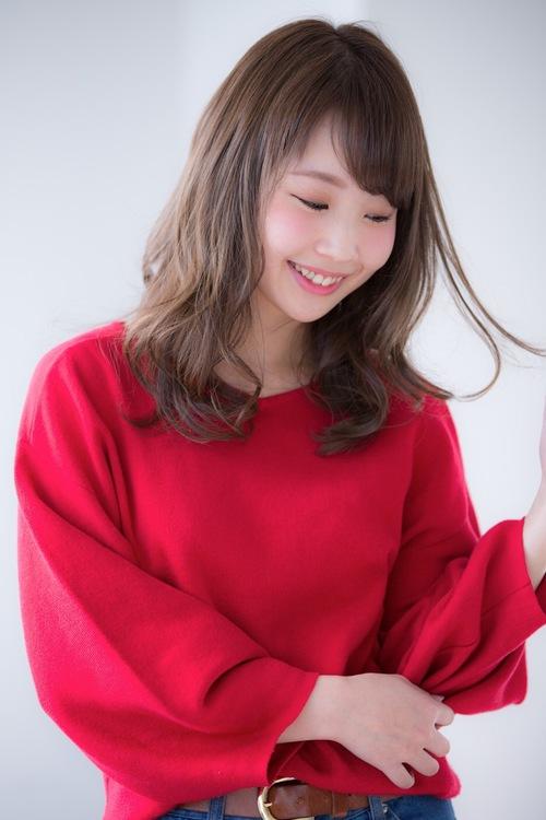 【Euphoria】大人かわいい☆ゆるふわセミディ☆【山村】