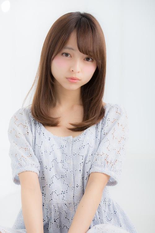 【Euphoria】大人可愛いふんわりワンカールセミディ☆【山村】
