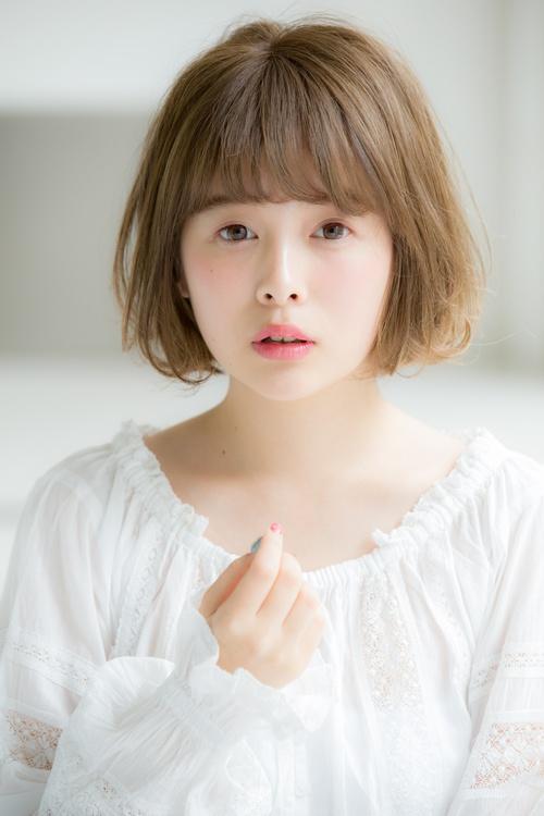 【Euphoria】大人かわいいナチュラルボブ☆