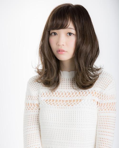 【Euphoria】ふんわり外ハネミディ☆宮川
