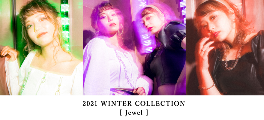 2021 winter collection Jewel