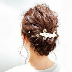 髪型で迷わない!浴衣&結婚式のお呼ばれ☆可愛いヘアアレンジ2020
