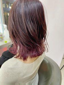 【Euphoria】オルチャン 韓国ヘア タンバルモリ ピンク【池袋】