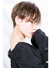 【Euphoria】ラフパーマのサイドショート☆
