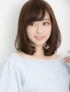 【Euphoria】大人かわいい☆王道ワンカールロブ【山村】