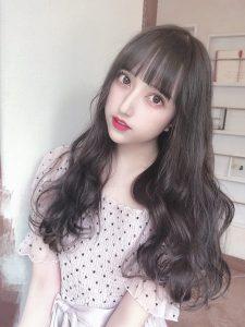 【Euphoria/JUN】可愛い前髪+ダスティーグレージュ♪